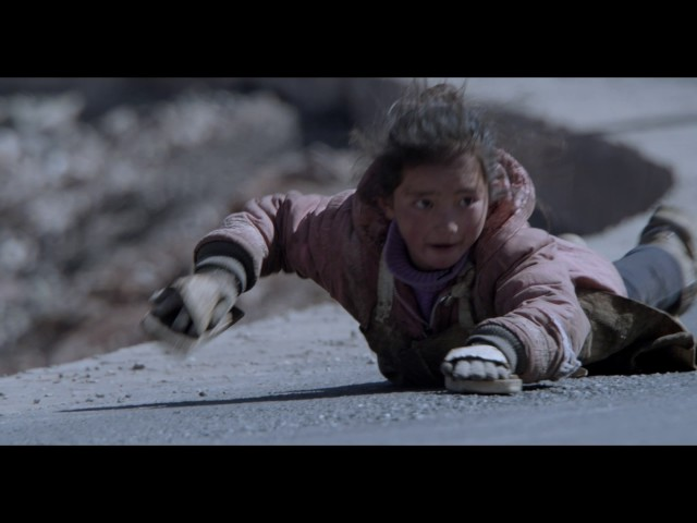 映画『ラサへの歩き方~祈りの2400km』予告編