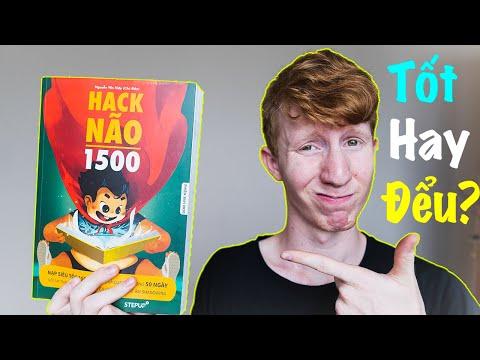 sách hack não 1500 từ vựng tiếng anh có tốt không - Mình nghĩ thế nào về sách Hack Não 1500?