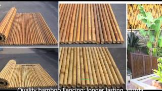 1:a Split-ted Bamboo Poles Basic-how To Bamboo Splitting-cut Bamboo Poles Into Half-round/slat/strip
