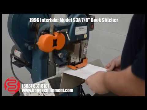 Interlake Model S3A 7/8