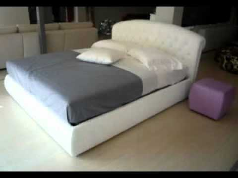 Letto Chester.Letto Chester Capitonne Mpg Youtube