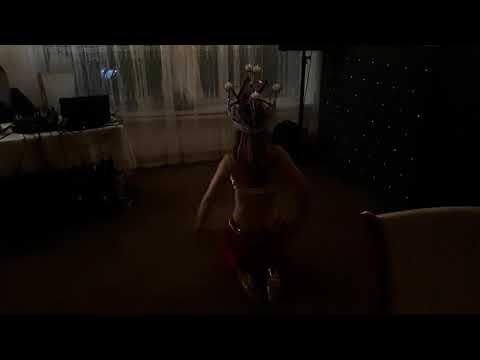 """Восточный танец """"Шамадан"""""""