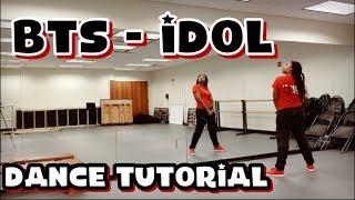 BTS (방탄소년단) 'IDOL' - DANCE TUTORIAL PART 1