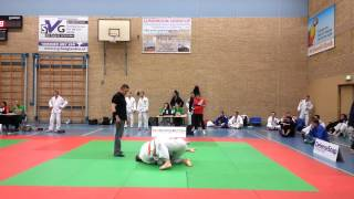 maziar white belts match 2 part 1