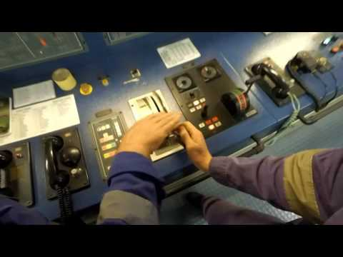 видео: один из дней моториста/one day of a sailor life