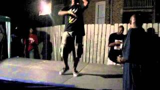 Pjay Production on stage Khallee part 1