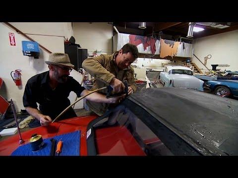 Corvette Soft Top Install | Wheeler Dealers