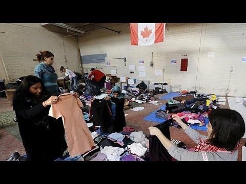 يورو نيوز: الهواجس الأمنية تدفع كندا لتأجيل استقبال اللاجئين السوريين