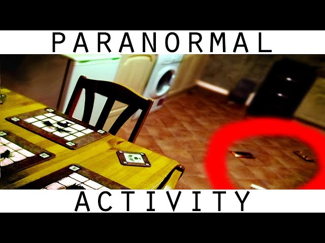 Real Paranormal Activity. Violent Ghost Caught on Tape Travel Video