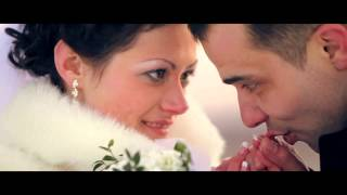 Александр + Наташа | Зимняя свадебная прогулка