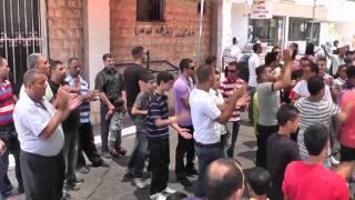 حفلة دير الاسد 1 هاني شوشاري اسامة ابو علي موقع النمر