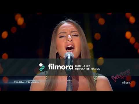 The Voice Arabic (best Voice Ever) Without You MARIAH CAREY