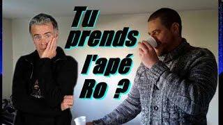 Franck Dubosc et Fréko ding : tu prends l