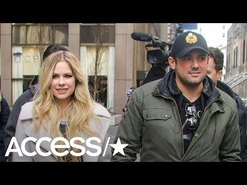 Avril Lavigne Confirms Shes Dating A Billionaire! | Access