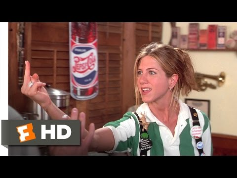 Office Space (5/5) Movie CLIP - Joanna Quits With Flair (1999) HD