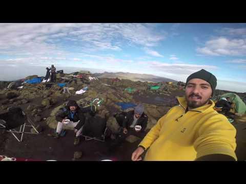 Mount Kilimanjaro- Lemosho route Feb 2016