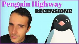 "RECENSIONE - ""Penguin Highway"" (2018)"