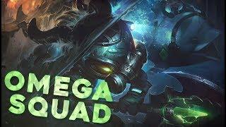 Omega Squad Fizz Jest Genialny!!  Pokazówka Skinów Z Serii Omega Squad