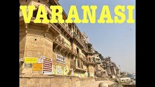 Varanasi India Travel Film(Diwali 2017)