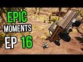 PUBG: Epic & Lucky Moments Ep. 16