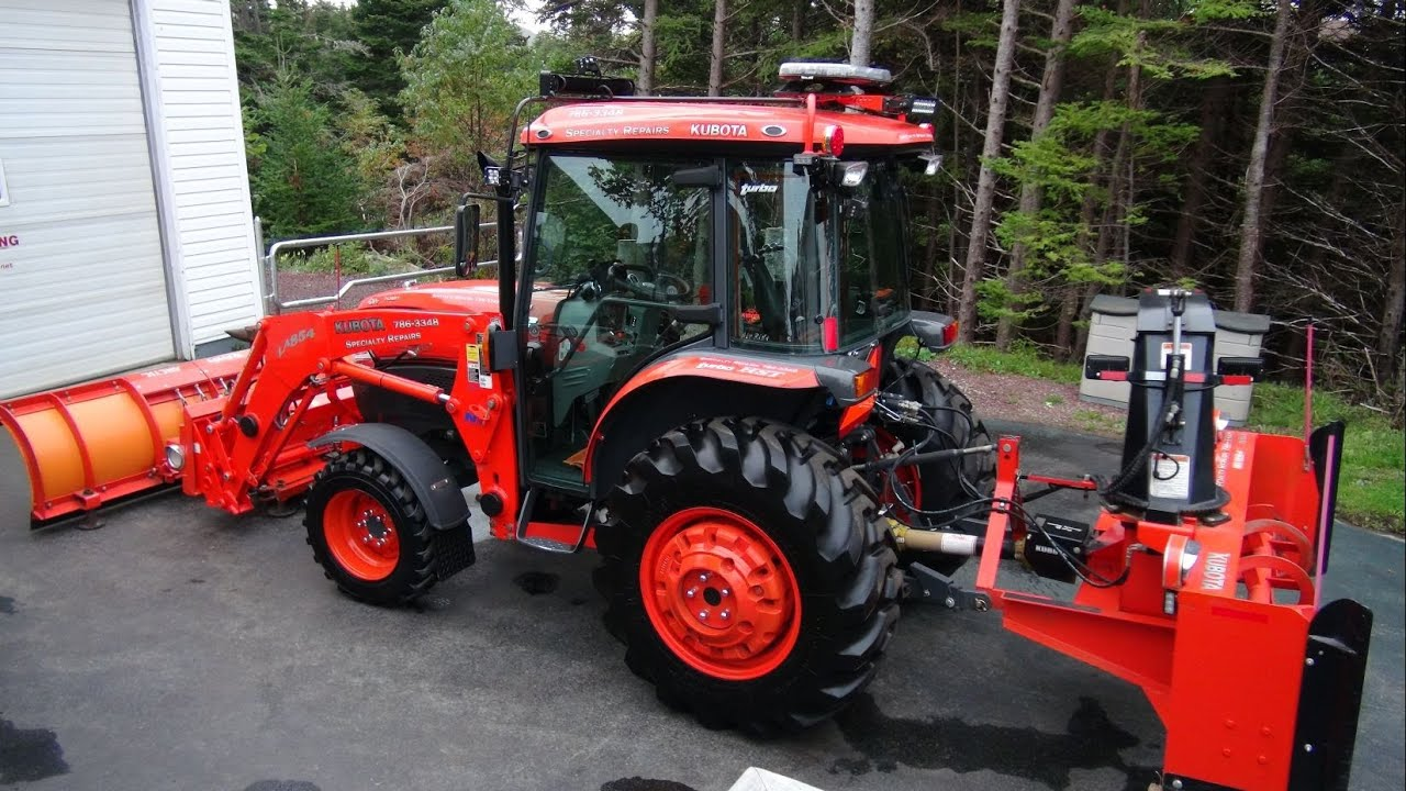 Tractor Glass Replacement : Kubota oem light replacement video youtube