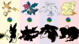 Fan Requests #19: Mega Druddigon, Mega Reshiram, Mega Raichu (type 2), Mega Ninetales (type 2)
