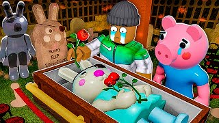 ROBLOX BUNNY'S FUNERAL... (Piggy Fan Game)