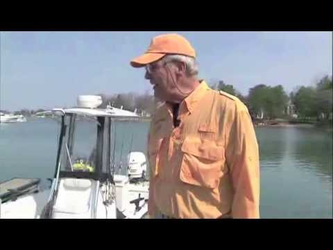Lake Norman Monster - WRAL Tarheel Traveler