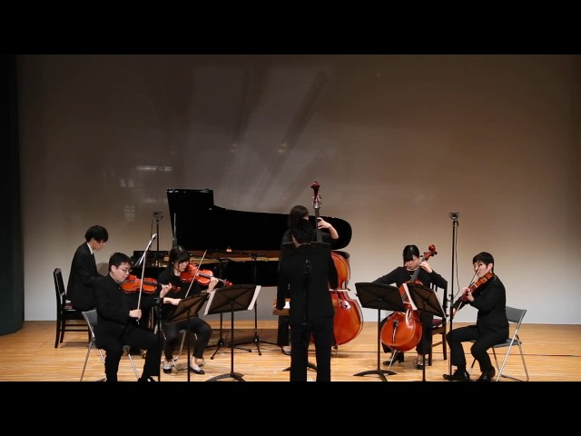 Piano Concerto No.2 F dur より第二楽章 Romance (Piano and String quintetto ver.)