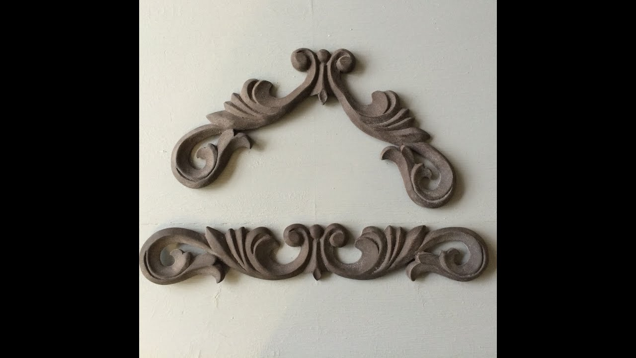 How to bend our resin chic mouldings youtube
