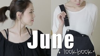 June Lookbook ♥ 20 Weeks Pregnant Thumbnail
