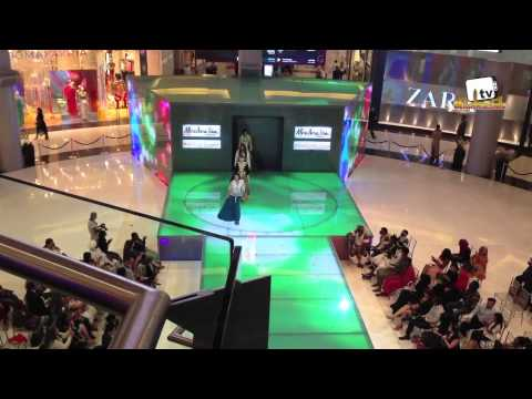 Laila Amraoui - Fashion Catwalk Dubai Mall