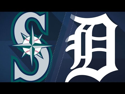 Cano, Healy power Mariners over the Tigers: 5/12/18