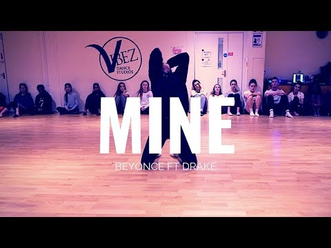 MINE - Beyonce ft Drake | Beckie Hughes Choreography | Contemporary