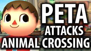PETA Attacks Animal Crossing New Horizons