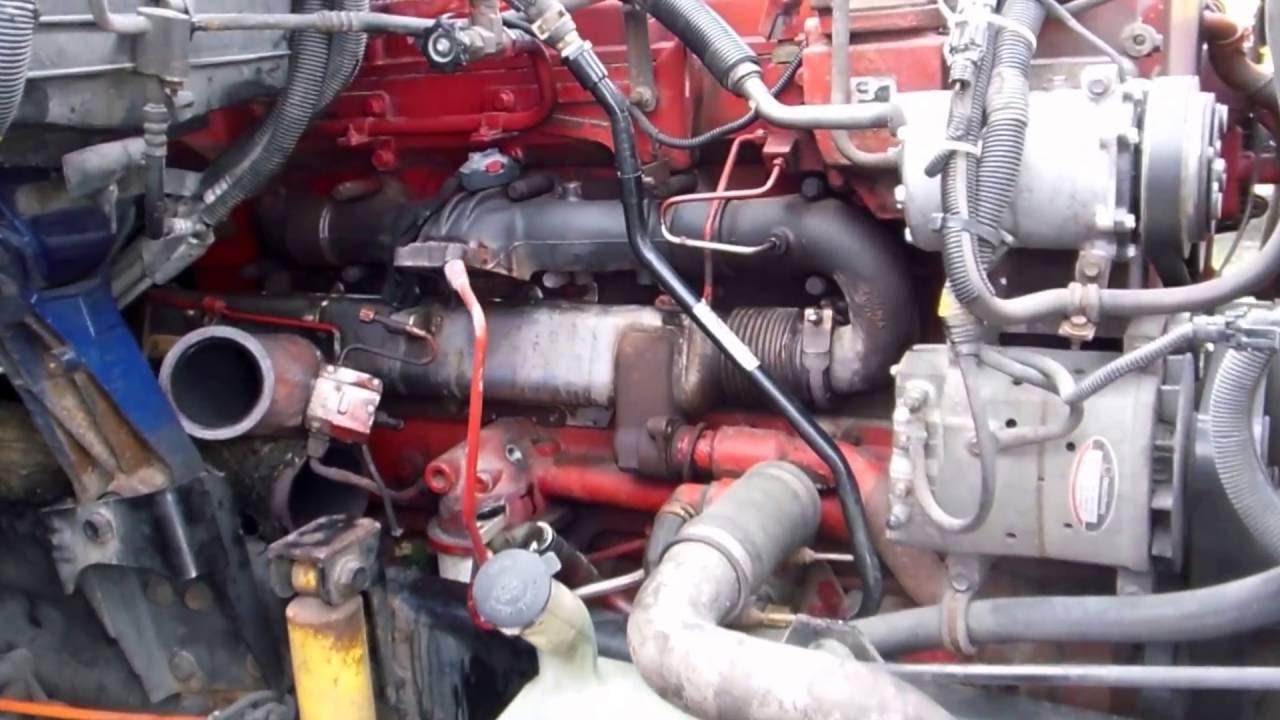 kenworth t660 wiring diagram suzuki egr cooler replacement, semi, truck, cummins isx english - youtube