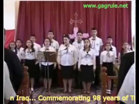 Armenian Havriz, Iraqi KRG, Commemorating Armenian Genocide By the Turkish Government