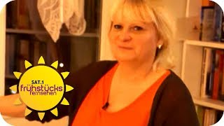 Verrückt: Diese Frau sieht Geister in ihrer Wohnung!   SAT.1 Frühstücksfernsehen   TV
