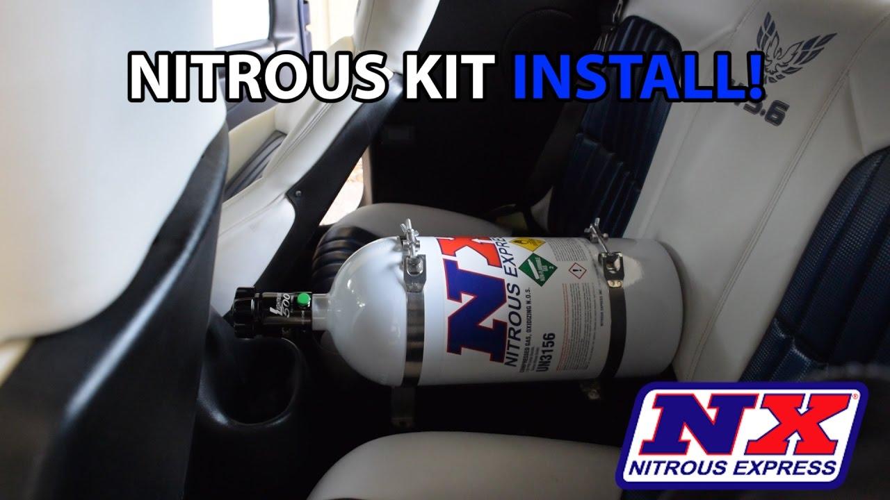 medium resolution of ls1 trans am camaro nitrous wet kit install