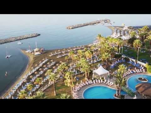 Golden Bay Beach Hotel - Larnaka, Cyprus