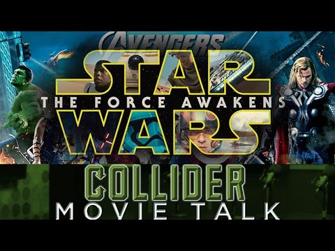 Collider Movie Talk - Star Wars Overtakes Avengers, Stallone Says No More Rambo