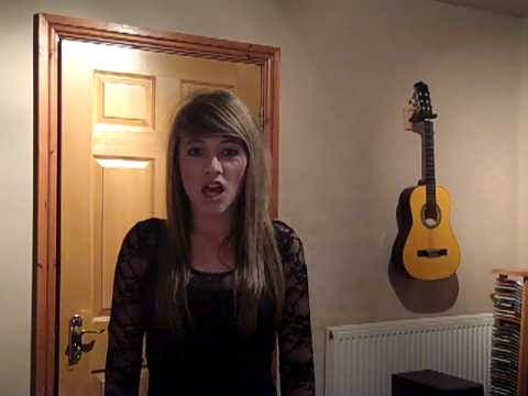 Bronte Thomson Singing Valerie In The Style Of Amy Winehouse