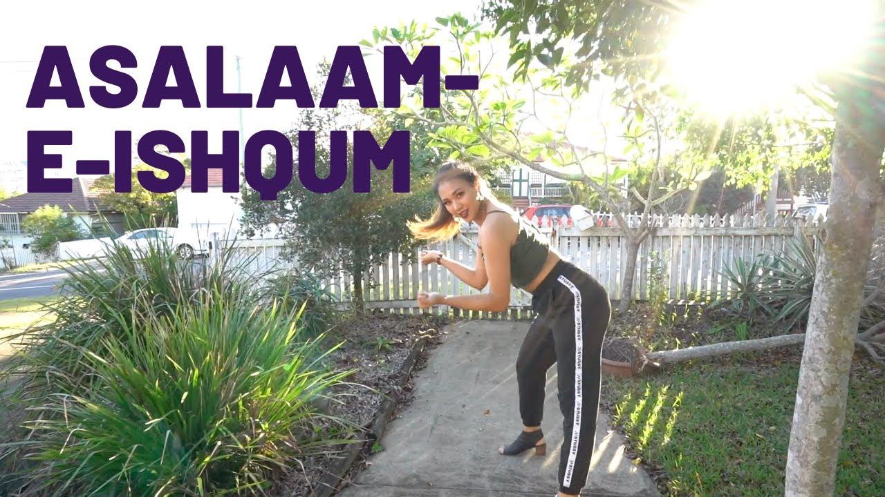 'Asalaam E Ishqum' Dance Choreography | GUNDAY | Kashish & Gitanjali Choreo - Drea Performance 2020