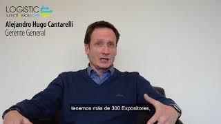 Alejandro Cantarelli - Historia del Logistic Summit & Expo