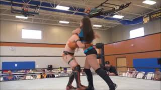 RESISTANCE Pro Wrestling  4 WAY DANCE For The RPro Womens Championship
