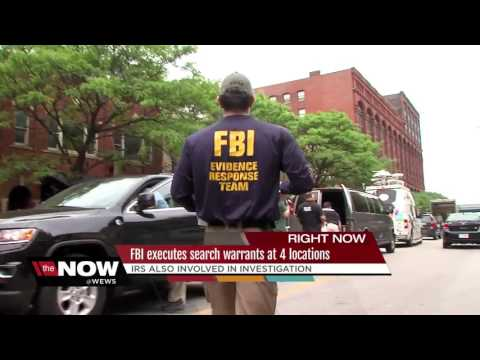 FBI executes search warrants at four Cleveland locations