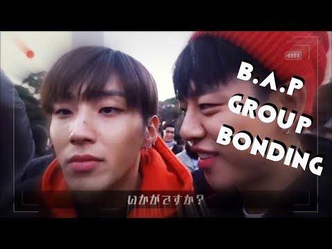 B.A.P GROUP BONDING