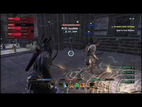 Elder Scrolls Online Bug - Infinite Loading Screen Cycle