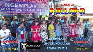 AKHIR SEBUAH CERITA # ALL ARTIS NEW PALLAPA GEGUNUNG KULON REMBANG 2018