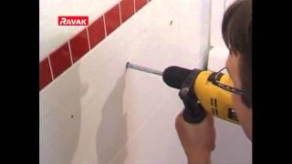 Jak instalovat umyvadlo